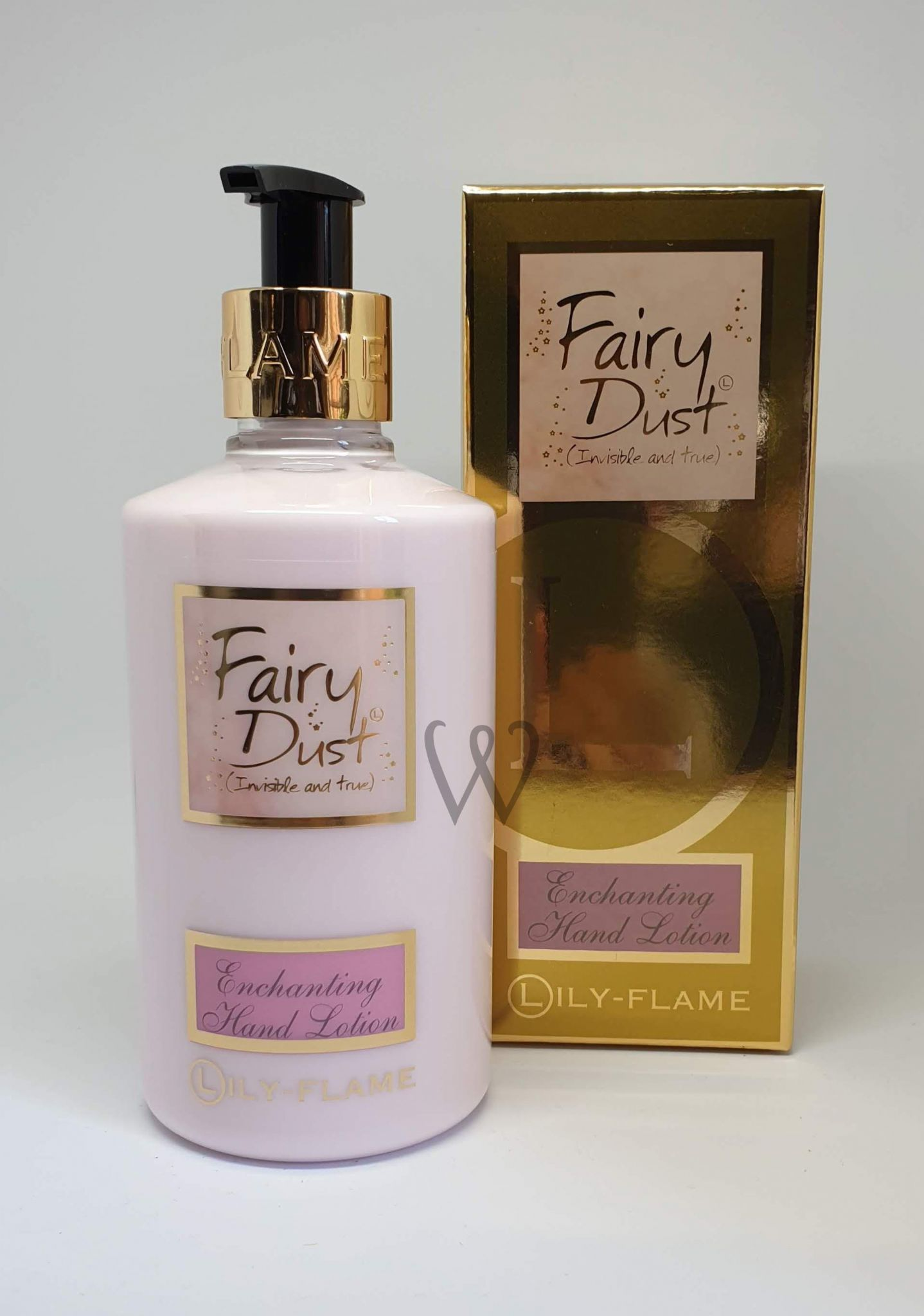 Lily-Flame hand lotion - Fairy Dust