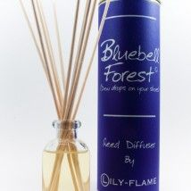 Lily-Flame Reed Diffuser - Bluebell Forest 100ml