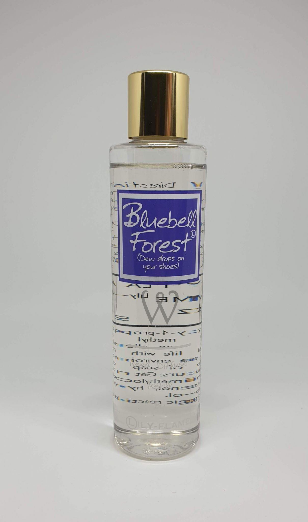 Lily flame reed diffuser refill - BLUEBELL FOREST 200ml