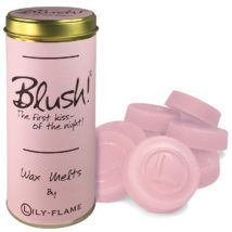 Lily-Flame Wax Melts - Blush