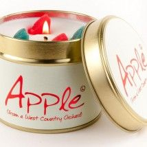 Lily-Flame candle - Apple