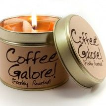 Lily-Flame candle - Coffee Galore