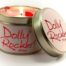 Lily-Flame candle - Dolly Rocker