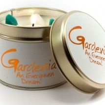 Lily-Flame Candles - Gardenia