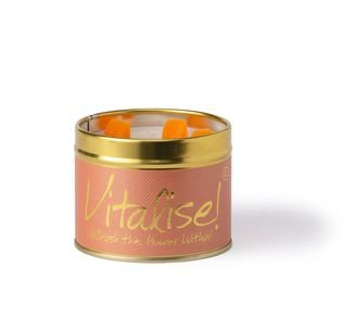 Lily-Flame candle - Vitalise