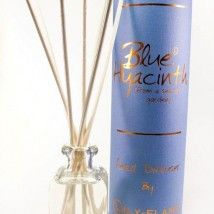 Lily-Flame Reed Diffuser - Blue Hyacinth