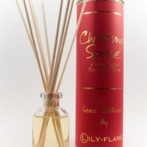 Lily-Flame Reed Diffuser - Christmas Spice 100ml
