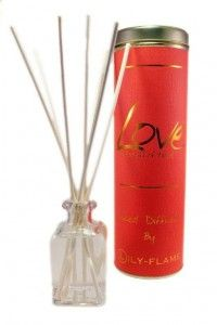 Lily-Flame Reed Diffuser - Love 100ml