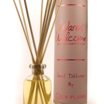 Lily-Flame Reed Diffuser - Warm Welcome