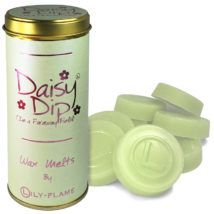 Lily-Flame Wax Melts - Daisy Dip